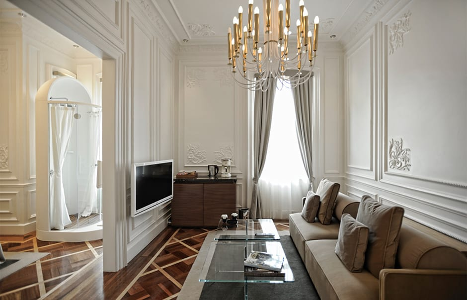 Junior Suite. The House Hotel Galatasaray, Istanbul. ©The House Hotel