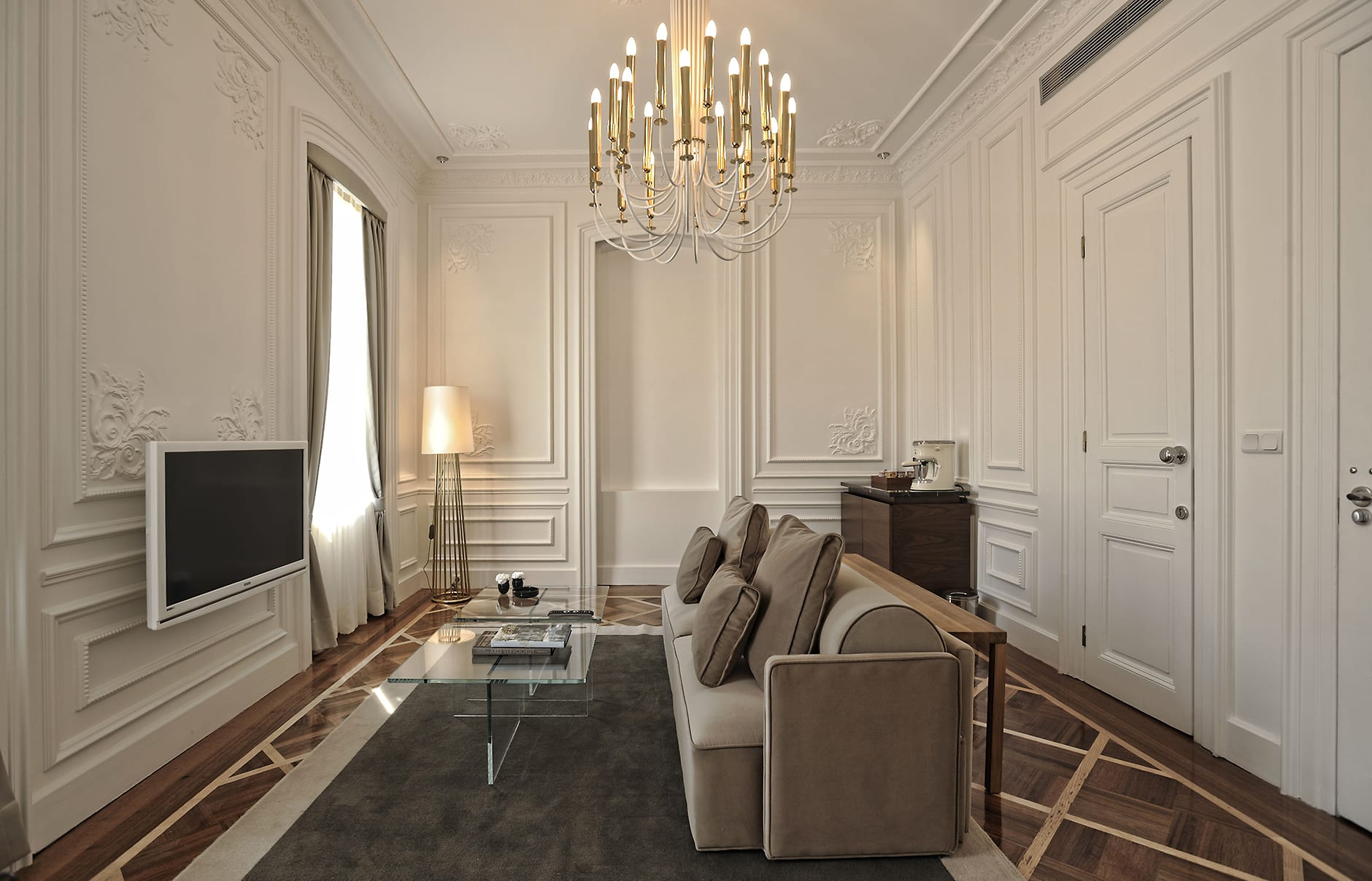 Executive Suite. The House Hotel Galatasaray, Istanbul. ©The House Hotel