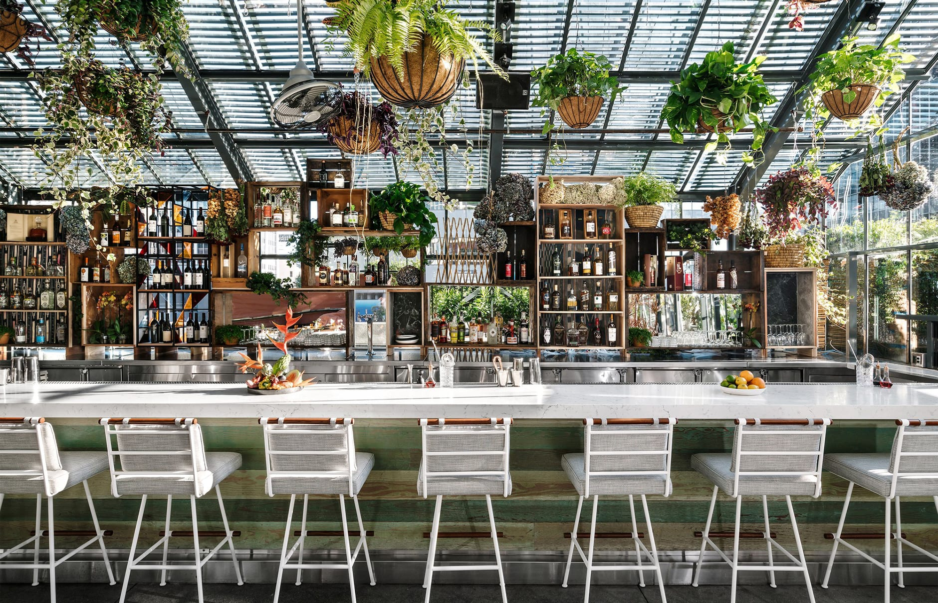 The Line Hotel, Los Angeles, USA. Hotel Review. Photo © The Line Hotel
