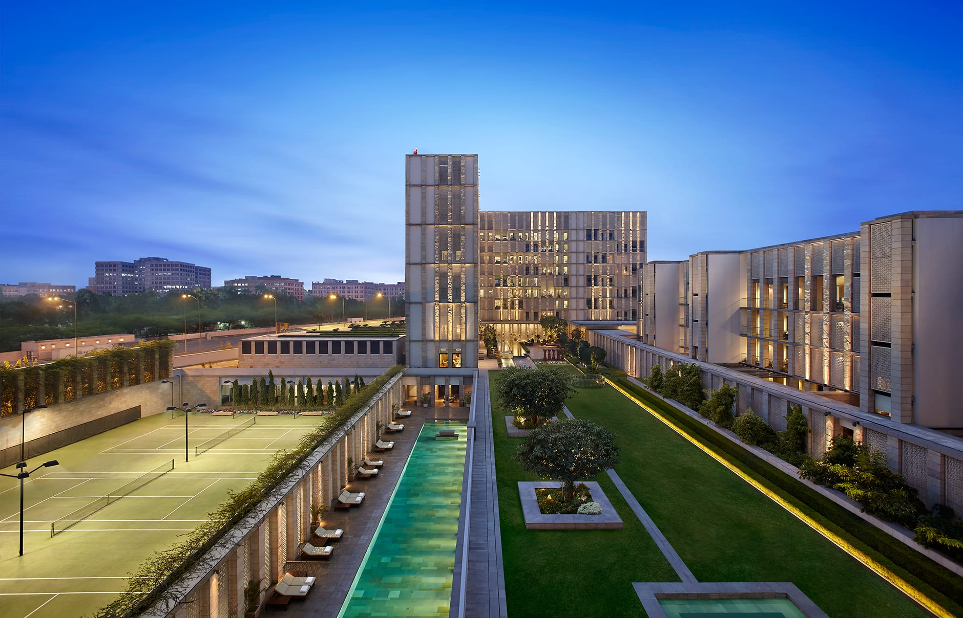 The Lodhi, New Delhi, India. © The Lodhi