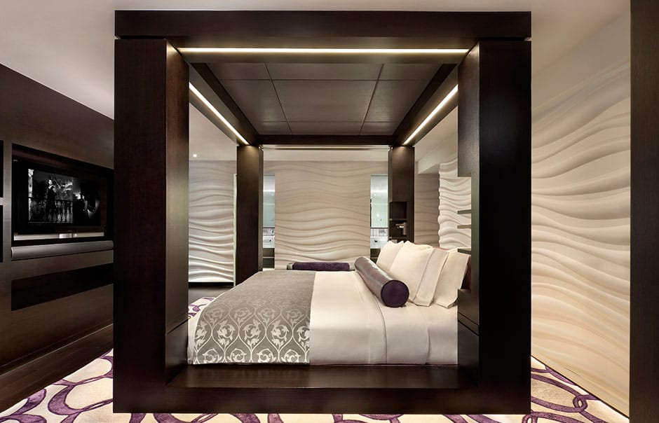Speciality Suite. The Mira Hong Kong. © Miramar Hotel and Investment Company, Limited