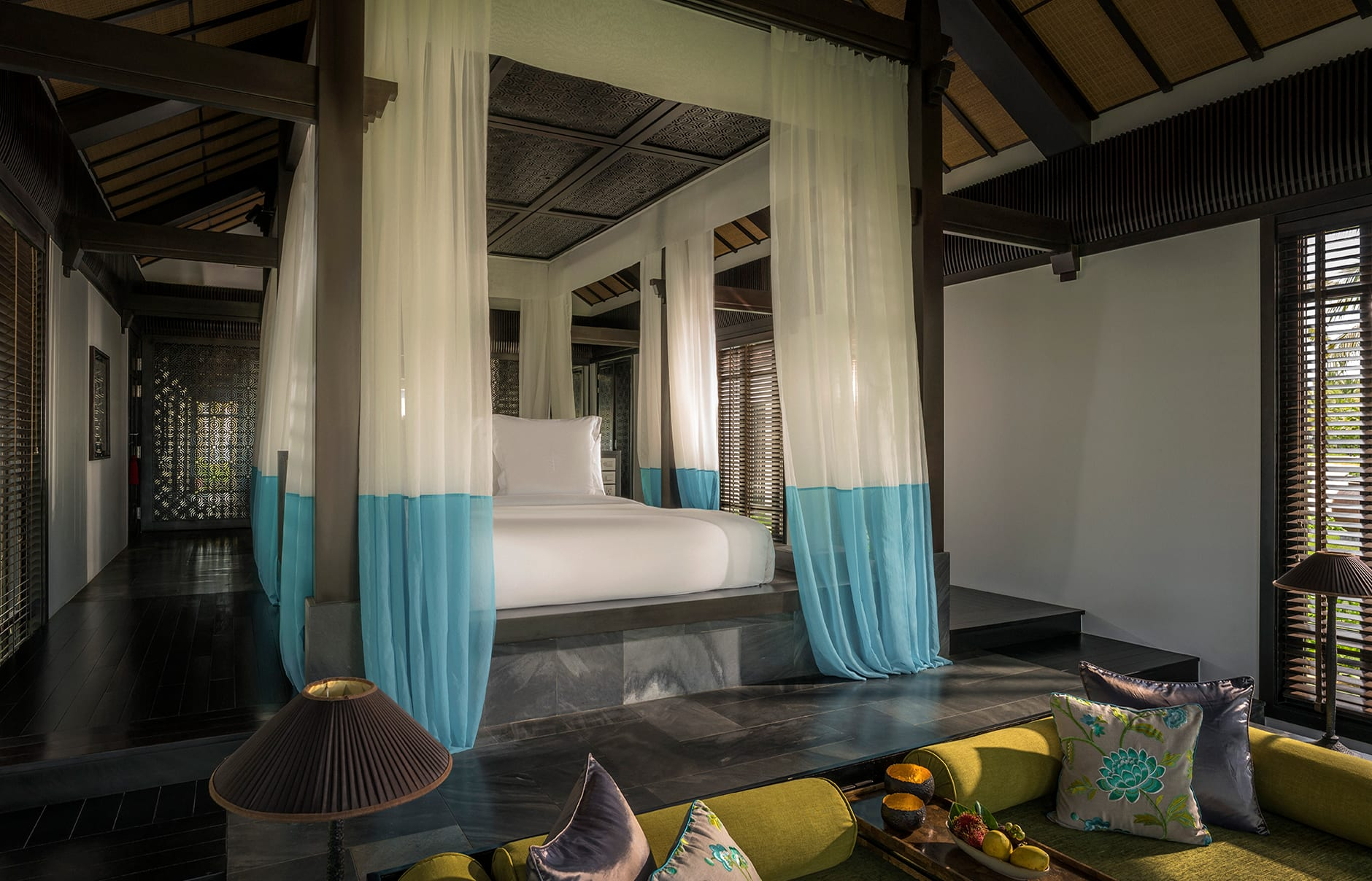 Four Seasons Resort The Nam Hai, Hoi An, Vietnam. Hotel Review by TravelPlusStyle. Photo © Four Seasons Hotels