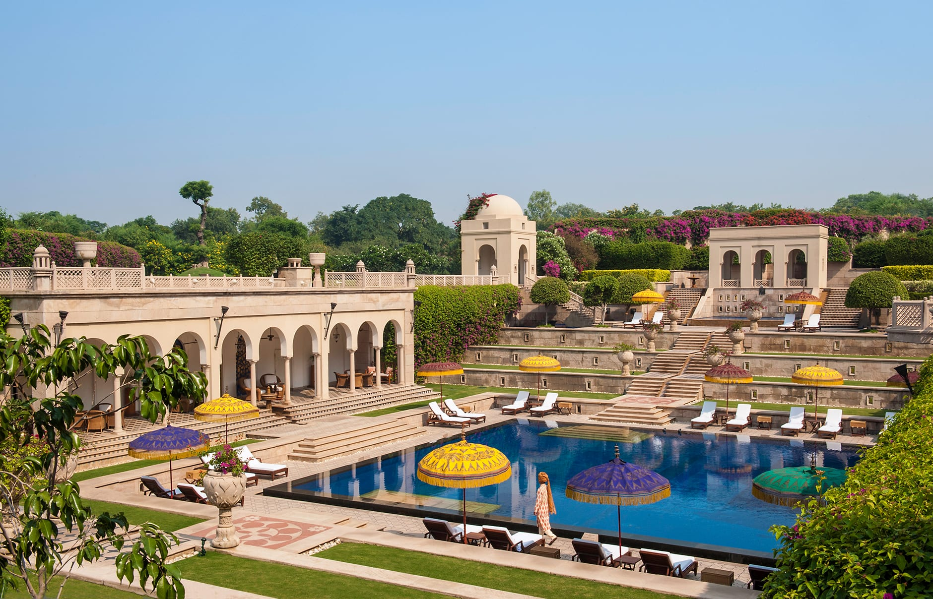 The Oberoi Amarvilas, Agra, India. © Oberoi Hotels & Resorts