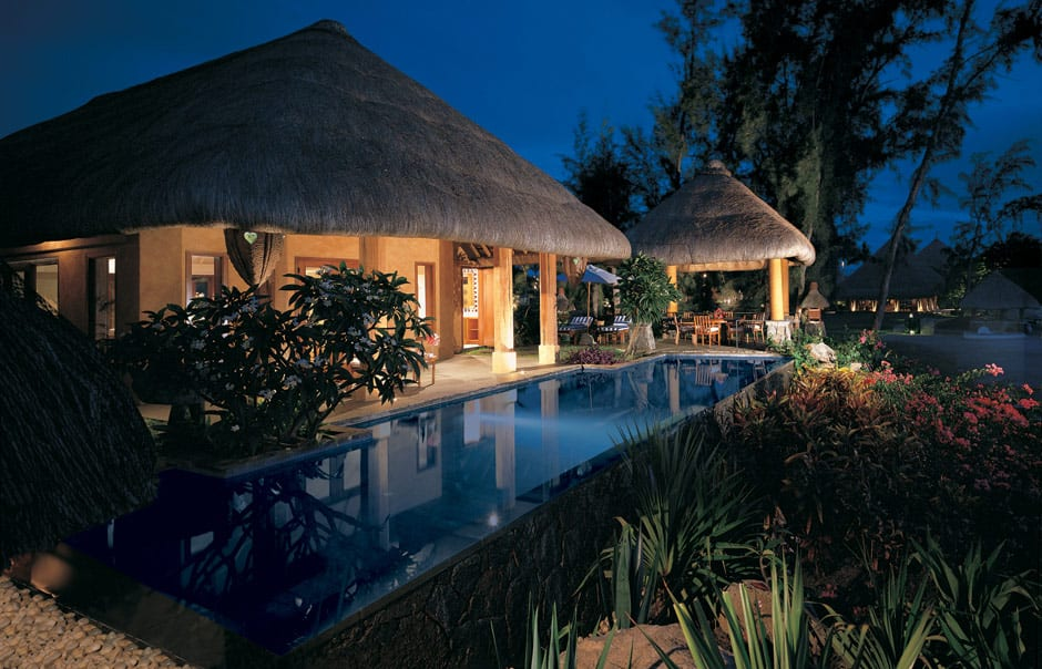 Luxury Villa with Private Pool. © Oberoi Hotels & Resorts