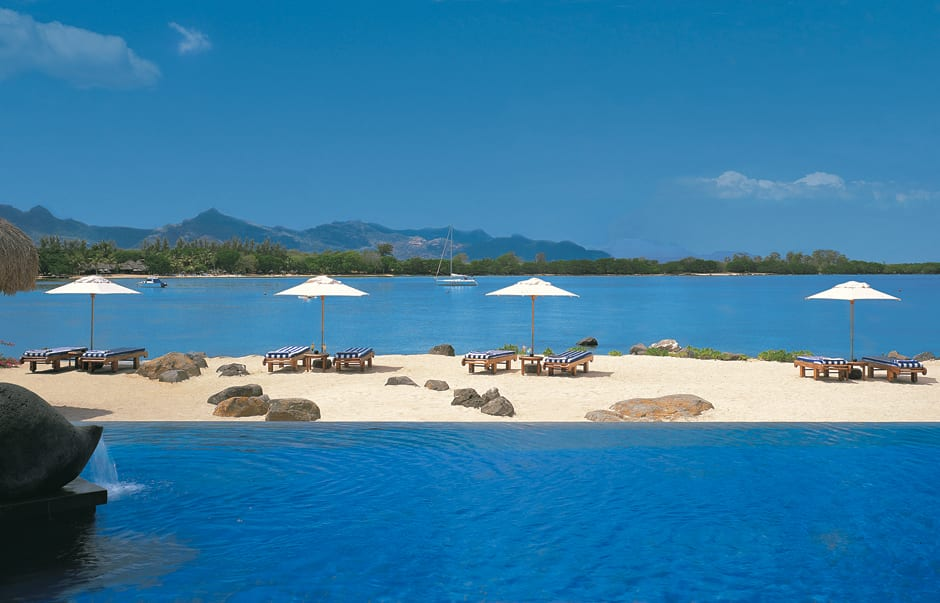 Adults Pool. The Oberoi, Mauritius. © Oberoi Hotels & Resorts