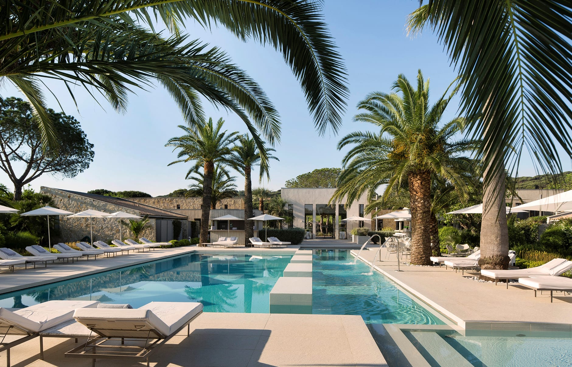 Hotel Sezz Saint Tropez, France. Hotel Review. Photo © Hotel Sezz