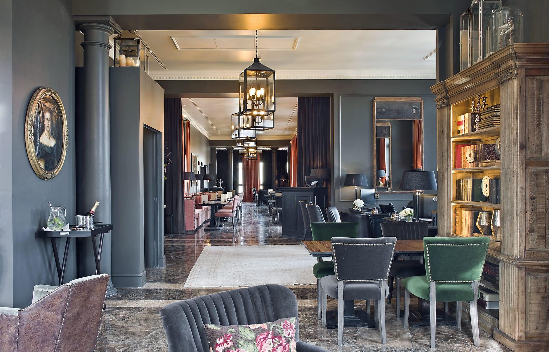 Ático. The Principal Madrid, Spain. Hotel Review by TravelPlusStyle. Photo © The Principal Madrid