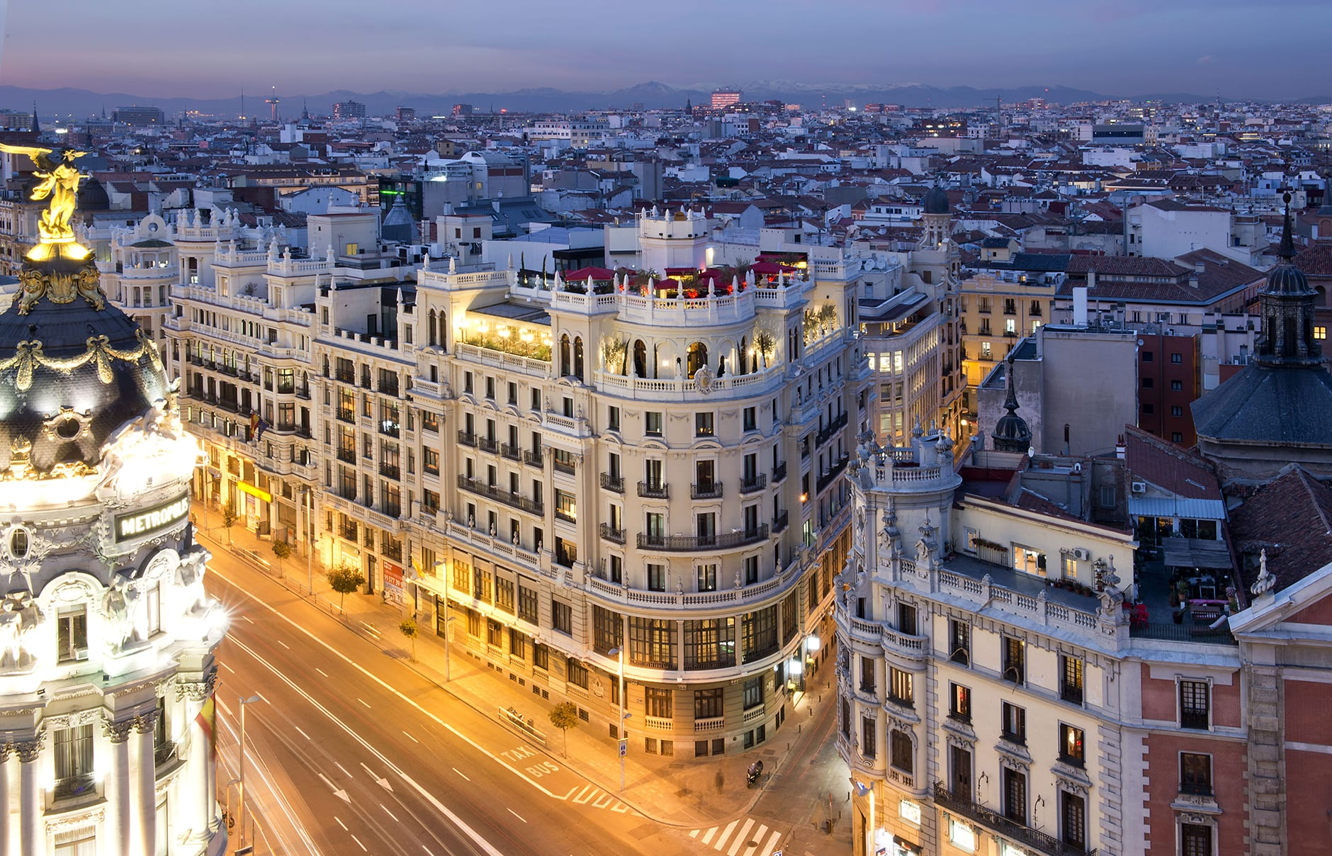 The Principal Madrid, Spain. Hotel Review by TravelPlusStyle. Photo © The Principal Madrid