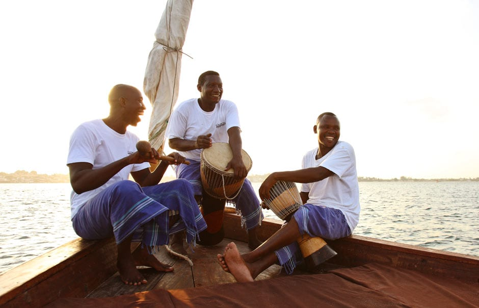 Dhow cruise © The Red Pepper House, Lamu