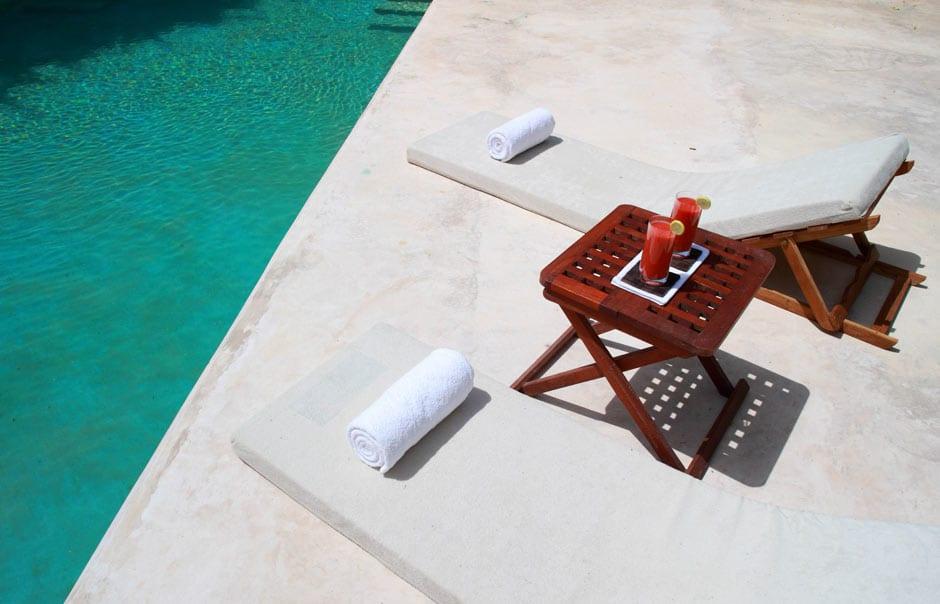 Pool © The Red Pepper House, Lamu