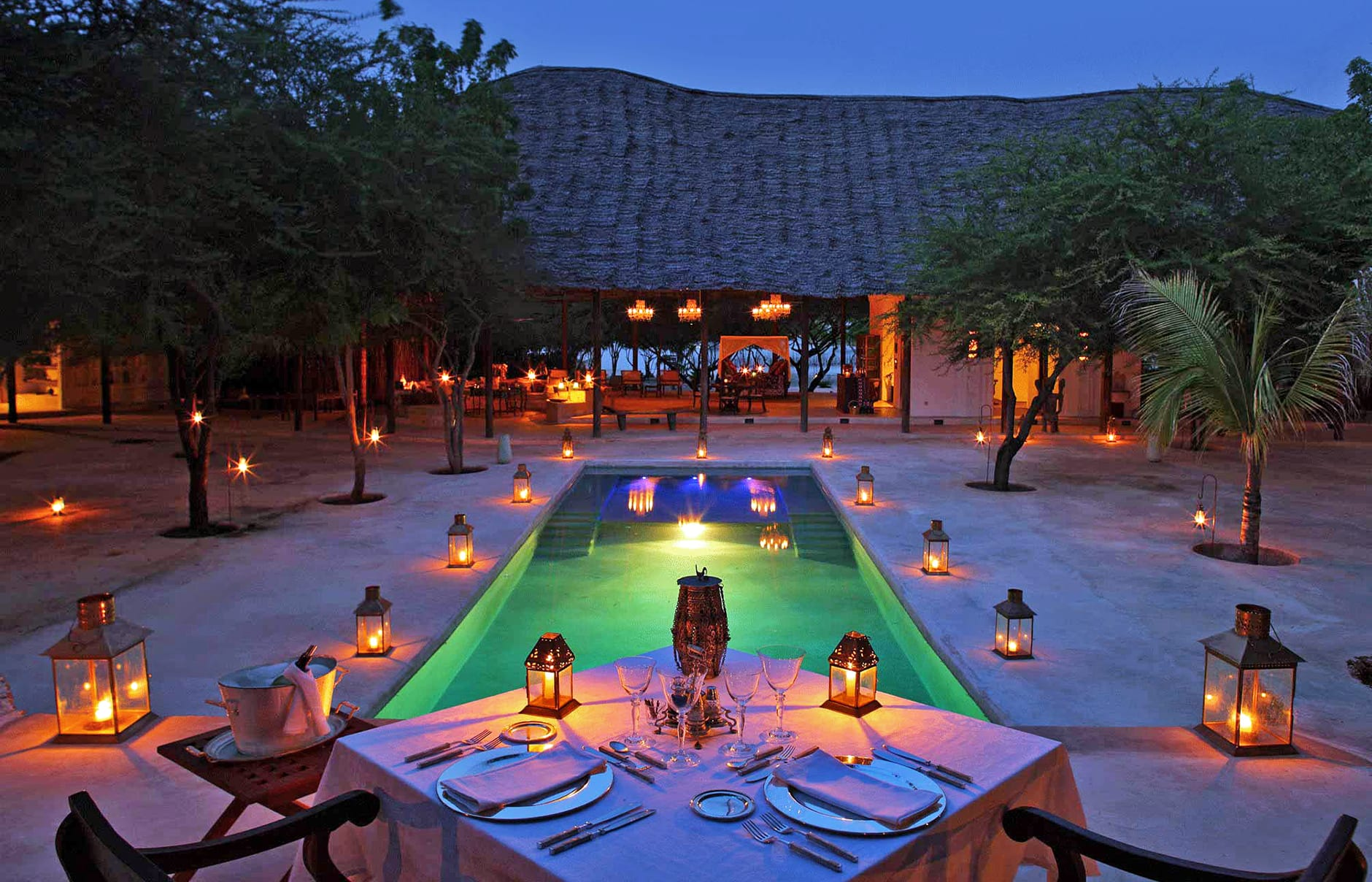 The Red Pepper House, Lamu, Kenya. Hotel Review by TravelPlusStyle. Photo © The Red Pepper House