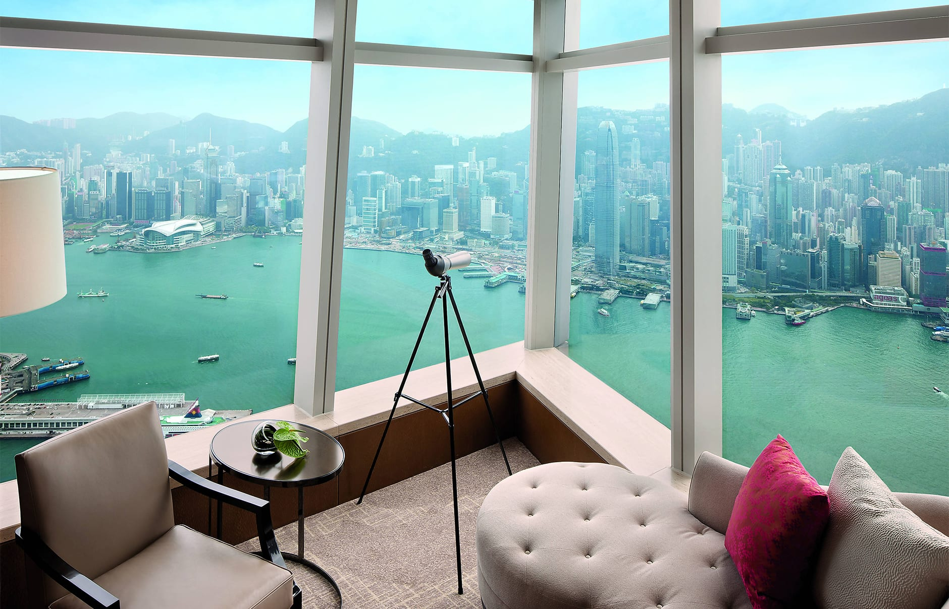 The Ritz Carlton Hong Kong Hotel Review By Travelplusstyle