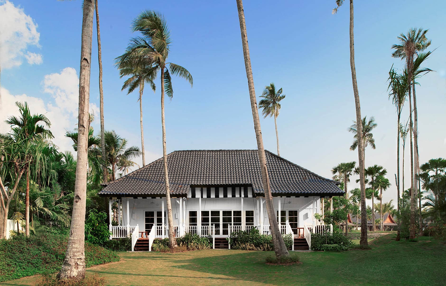 The Sanchaya, Bintan Island, Indonesia. © The Sanchaya