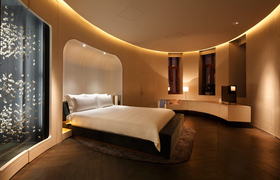 Prosperity Suite. The Swatch Art Peace Hotel, Shanghai. © The Swatch Group Ltd