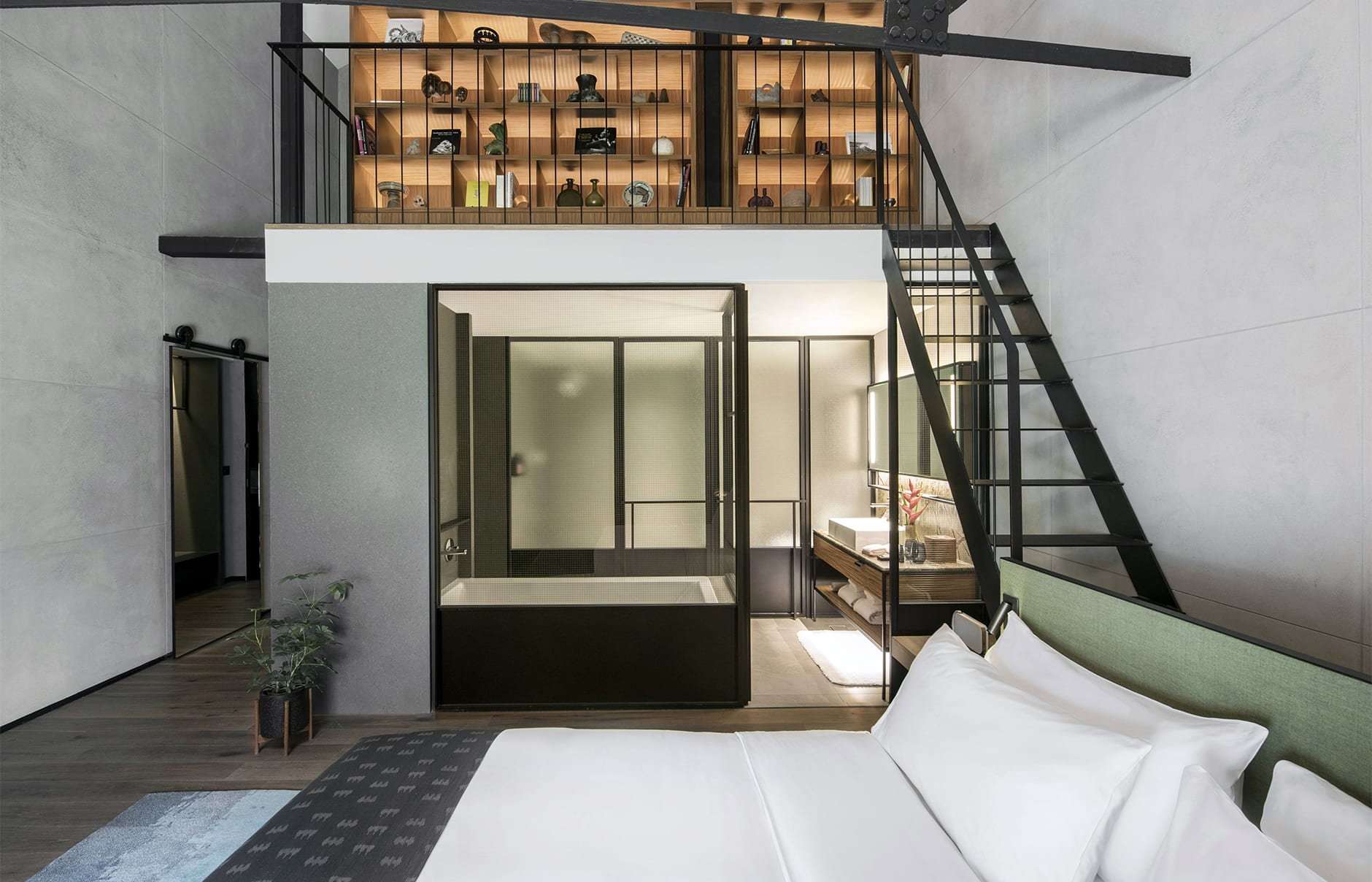 The Warehouse Hotel, Singapore. © The Warehouse Hotel.