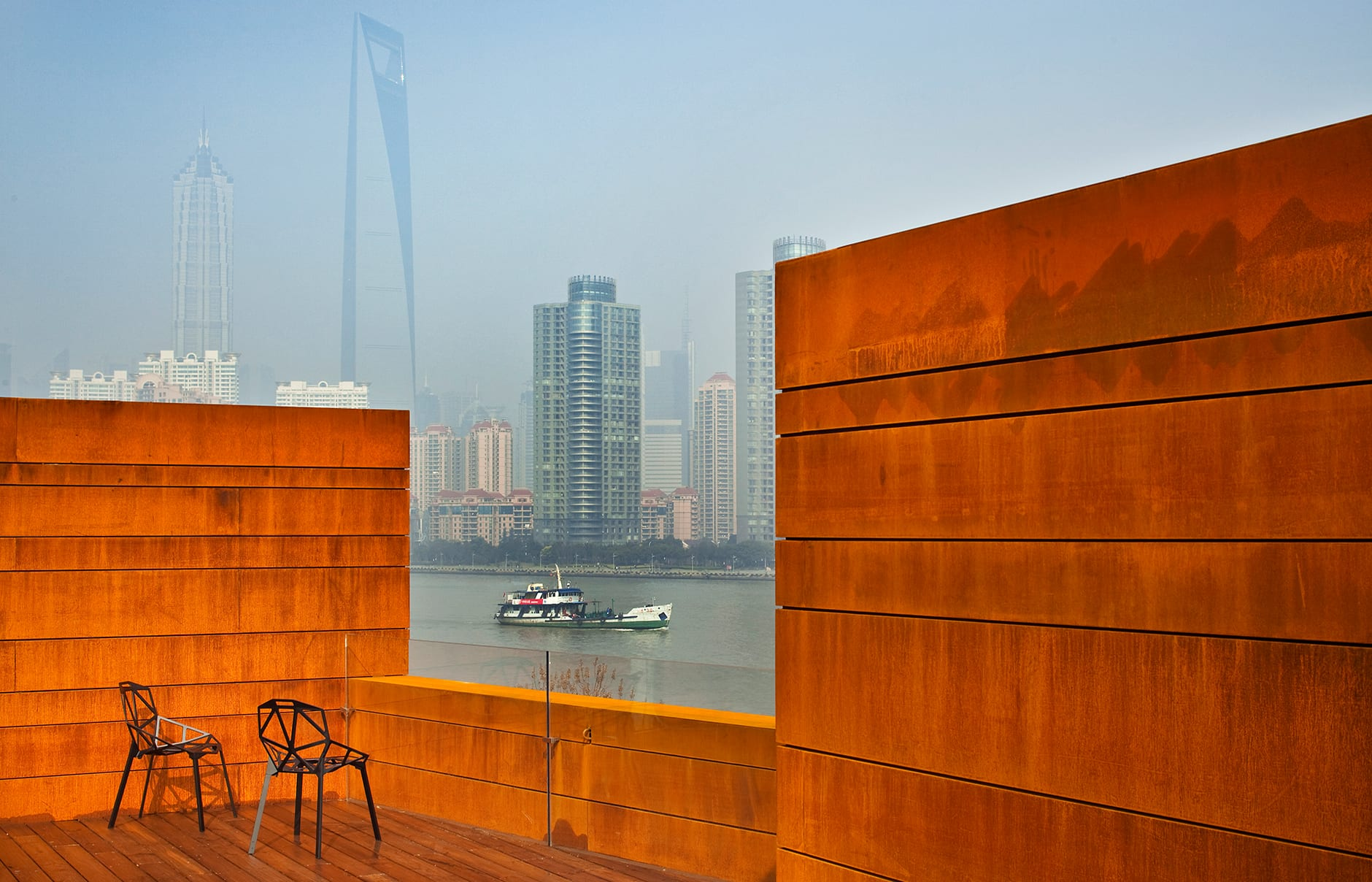 The Waterhouse at South Bund, Shanghai, China. © The Waterhouse at South Bund