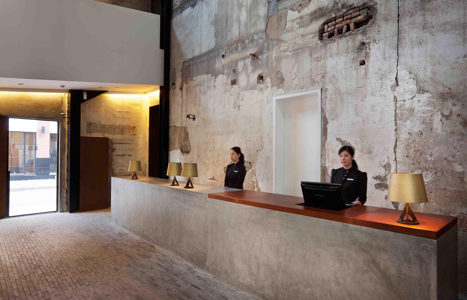 The Waterhouse at South Bund, Shanghai, China. © The Waterhouse at South Bund