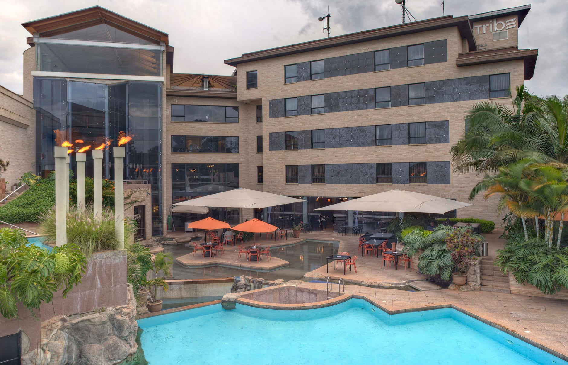Tribe Hotel Nairobi, Kenya. Hotel Review by TravelPlusStyle. Photo © Tribe Hotel