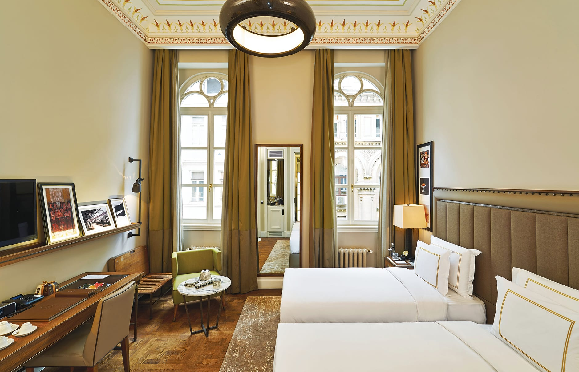 The House Hotel Karakoy, Istanbul, Turkey. Hotel Review. Photo © The House Hotel