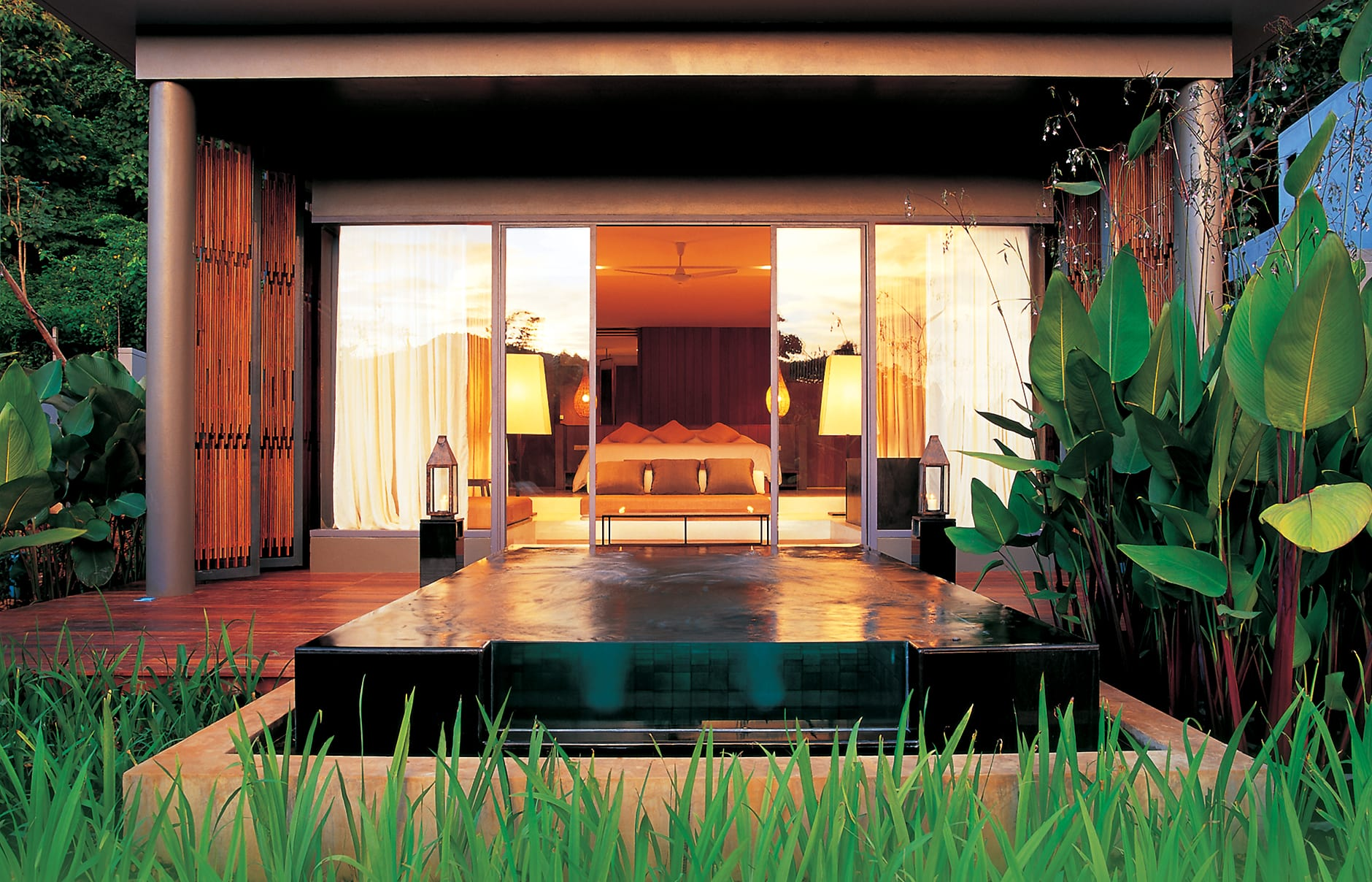 Plunge Pool Pavilion. Veranda Chiang Mai - The High Resort. © Veranda Chiang Mai - The High Resort