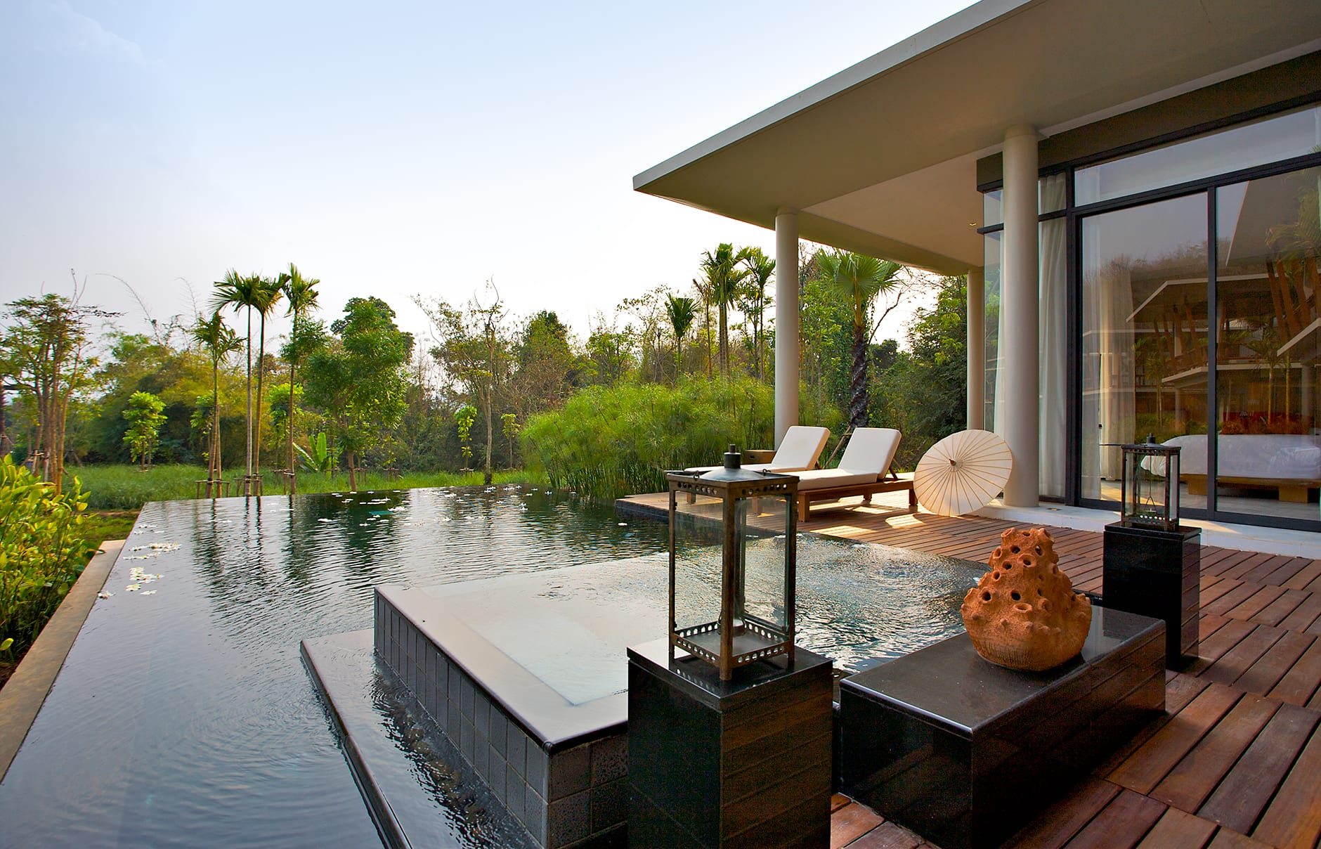 Pool Villa. Veranda Chiang Mai - The High Resort. Thailand. © Veranda Chiang Mai - The High Resort