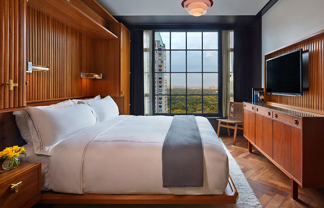Suite. Viceroy New York, USA. © Viceroy Hotel Group.