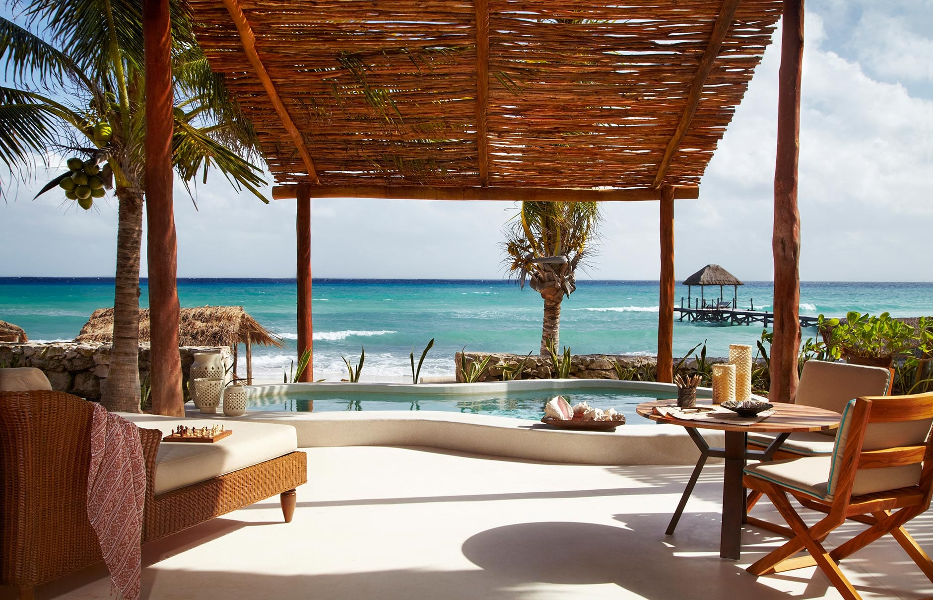 Viceroy Riviera Maya, Playa del Carmen, Mexico. Hotel Review by TravelPlusStyle. Photo © Viceroy Hotel Group