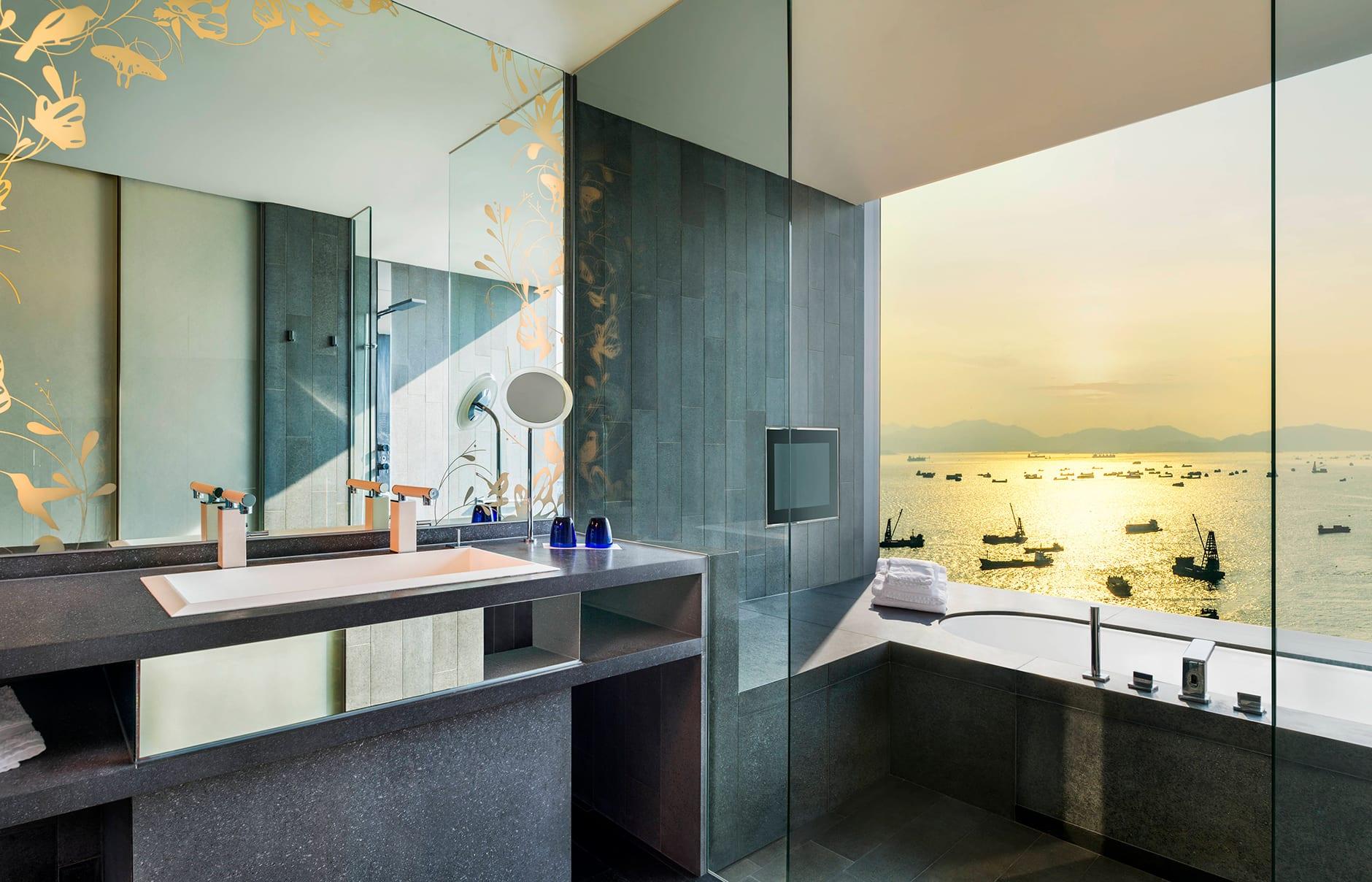 W Hong Kong - Hong Kong. Hotel Review by TravelPlusStyle. Photo © Marriott International