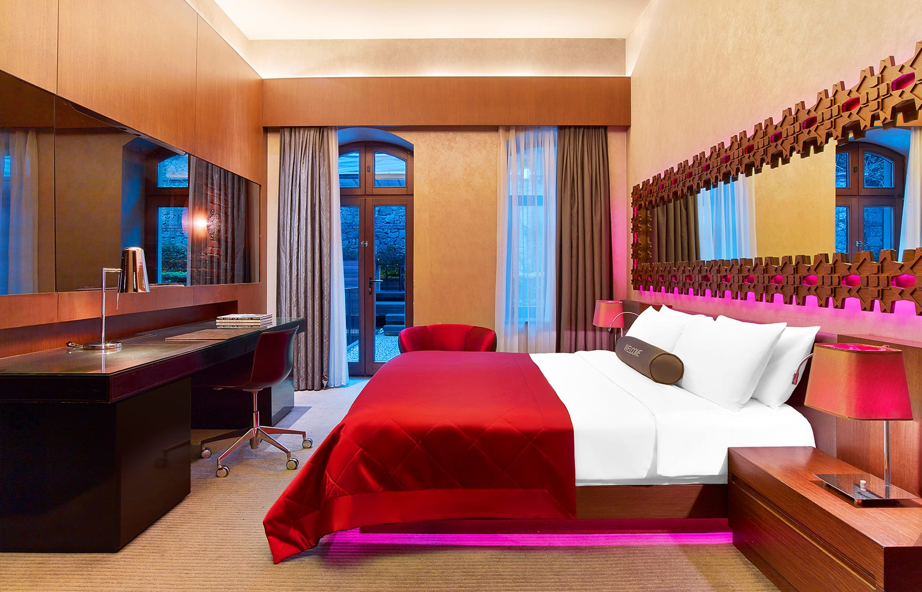 W Istanbul, Turkey. © Starwood Hotels & Resorts
