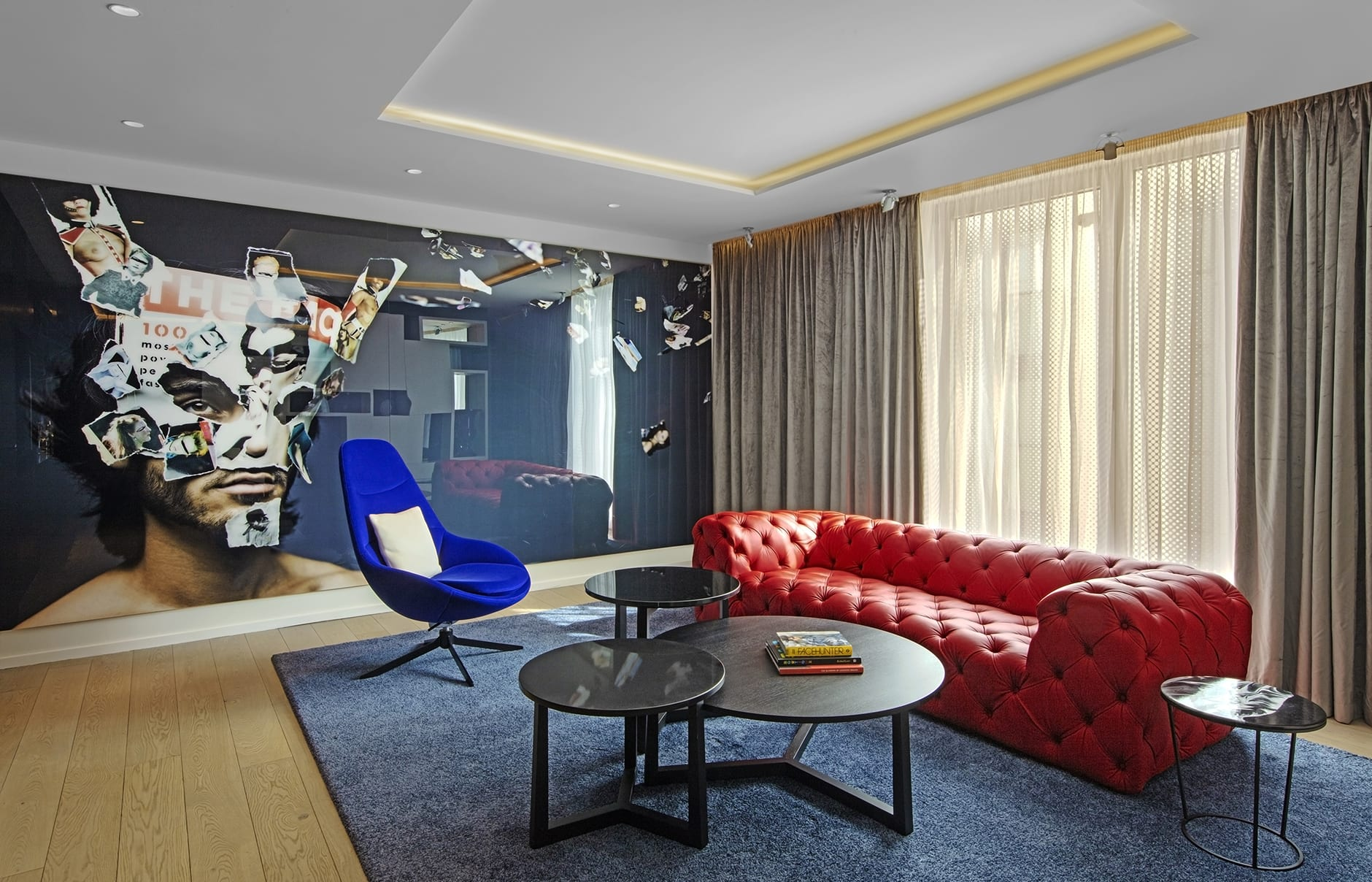 W London Leicester Square, London, UK. Hotel Review by TravelPlusStyle. Photo © Marriott International