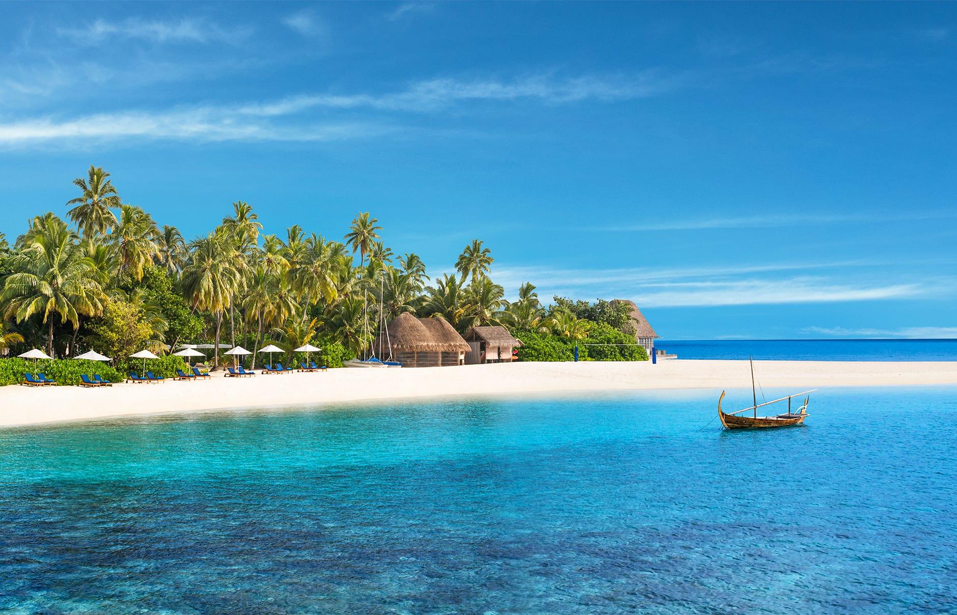 W Retreat & Spa Maldives. © Starwood Hotels & Resorts Worldwide