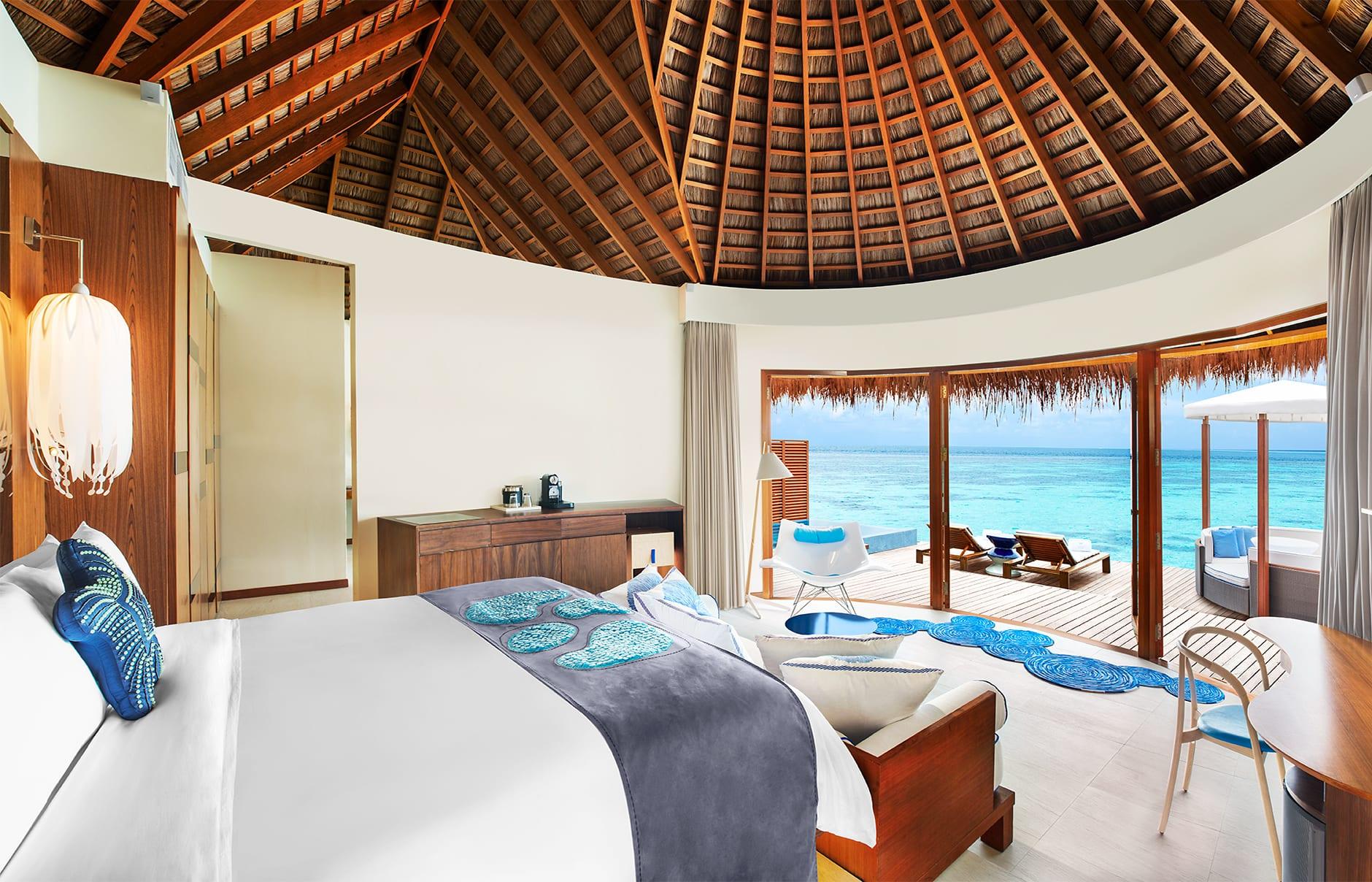 Ocean Oasis Retreat. W Retreat & Spa Maldives. © Starwood Hotels & Resorts Worldwide