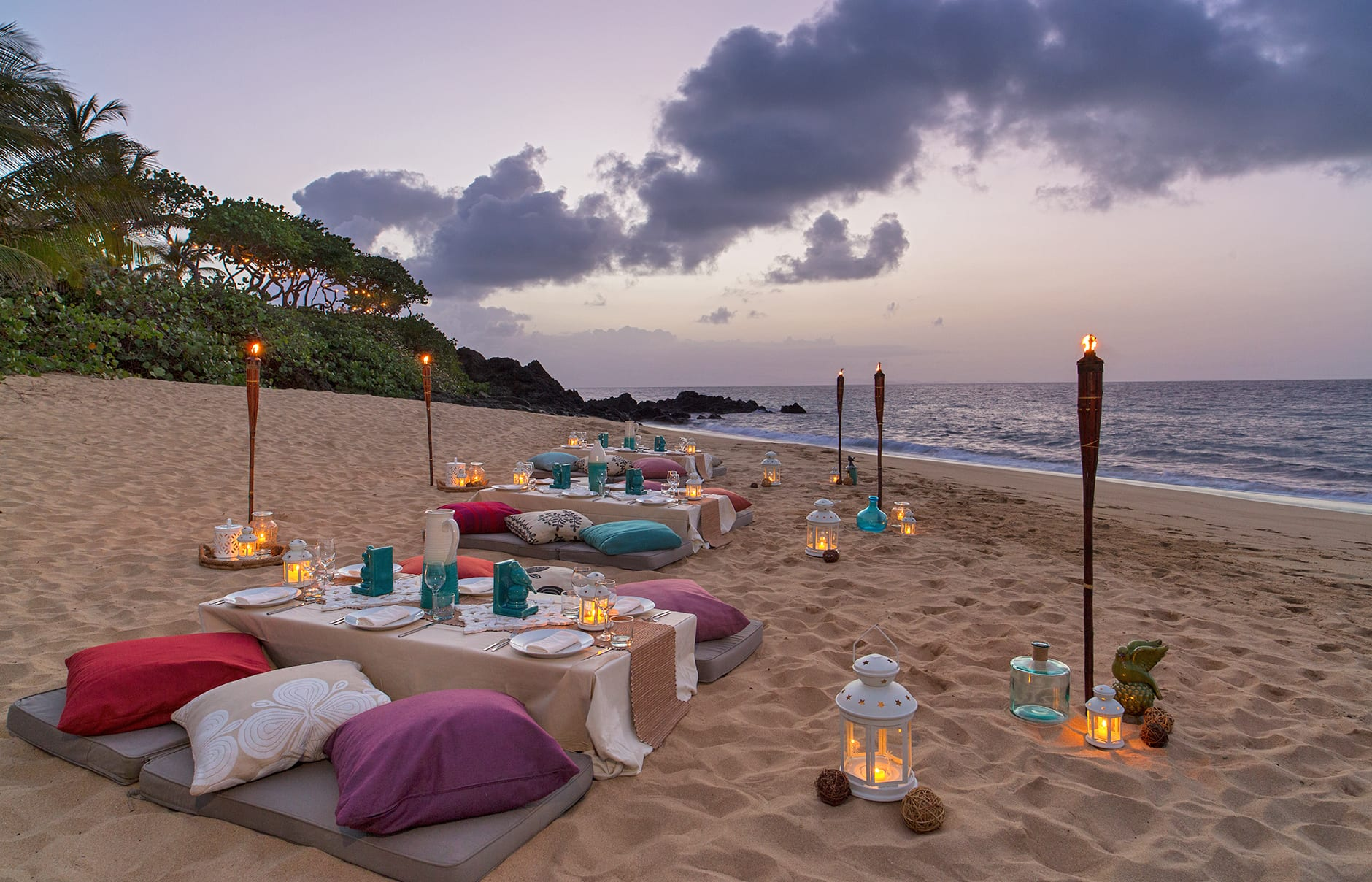 W Retreat & Spa – Vieques Island, Puerto Rico. © Starwood Hotels & Resorts