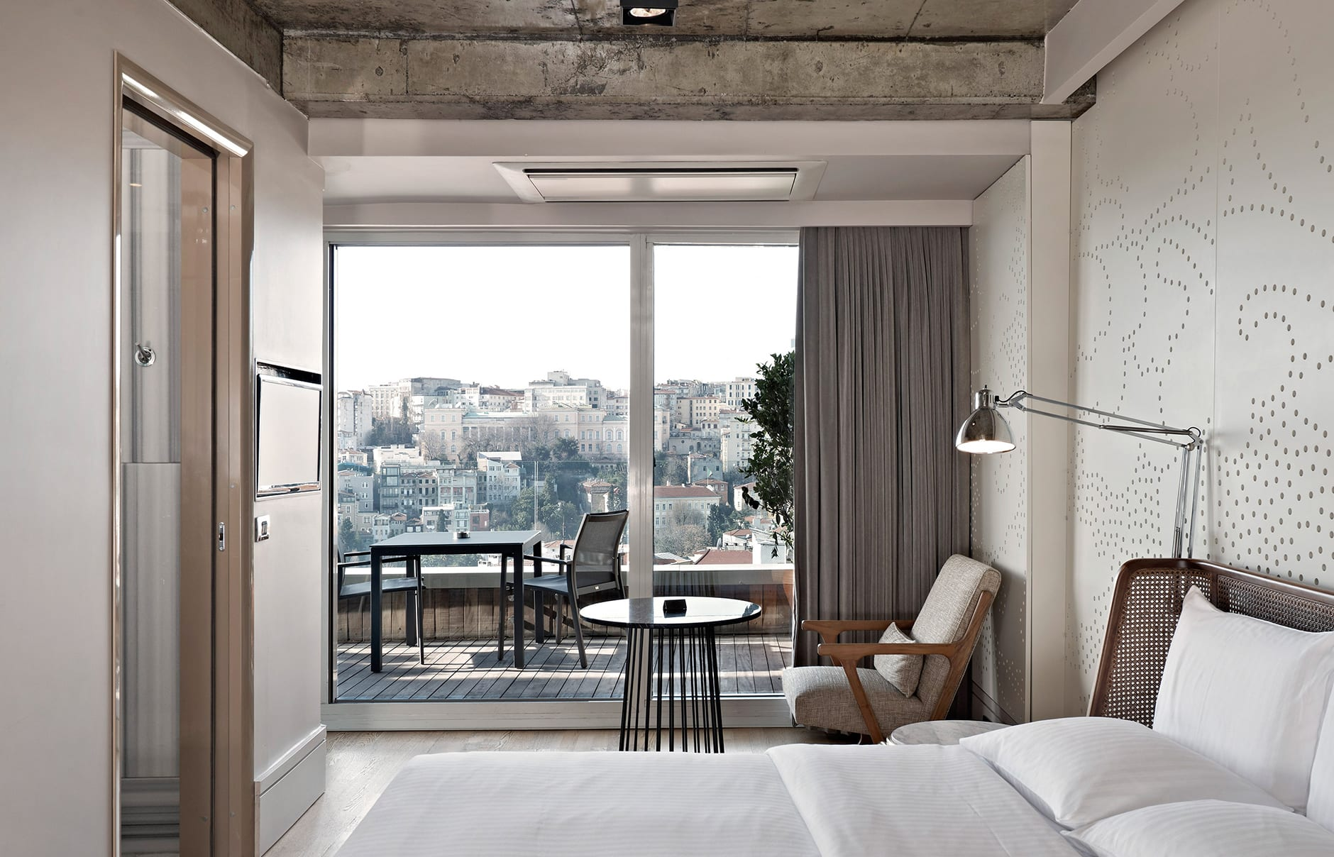 Witt Istanbul Suites, Istanbul, Turkey. Hotel Review by TravelPlusStyle. Photo © Witt Istanbul Hotel