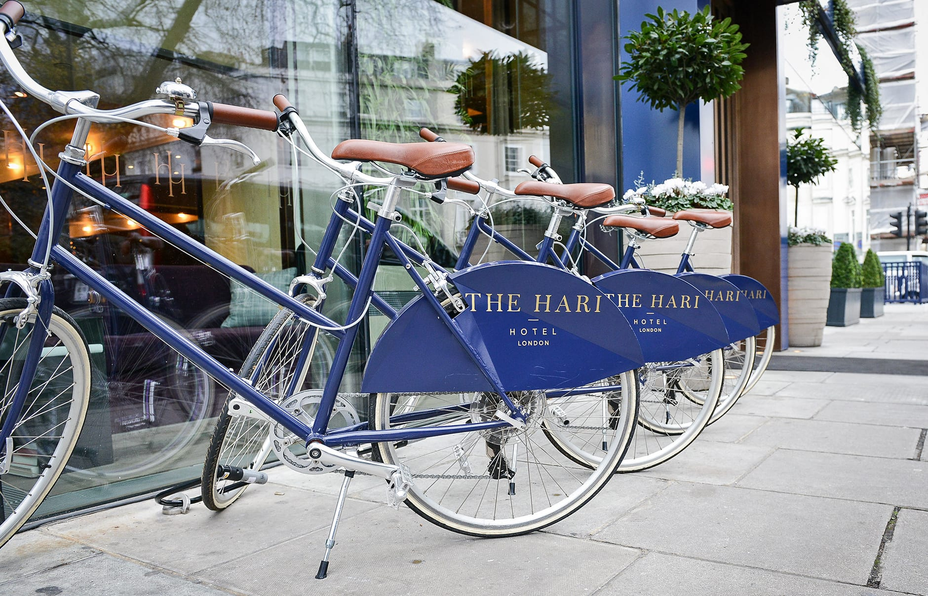 The Hari, London, United Kingdom. Hotel Review by TravelPlusStyle. Photo © The Hari