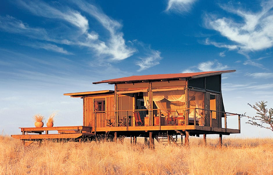 Wolwedans Dunes Lodge, NamibRand, Namibia. Hotel Review by TravelPlusStyle. Photo © Wolwedans