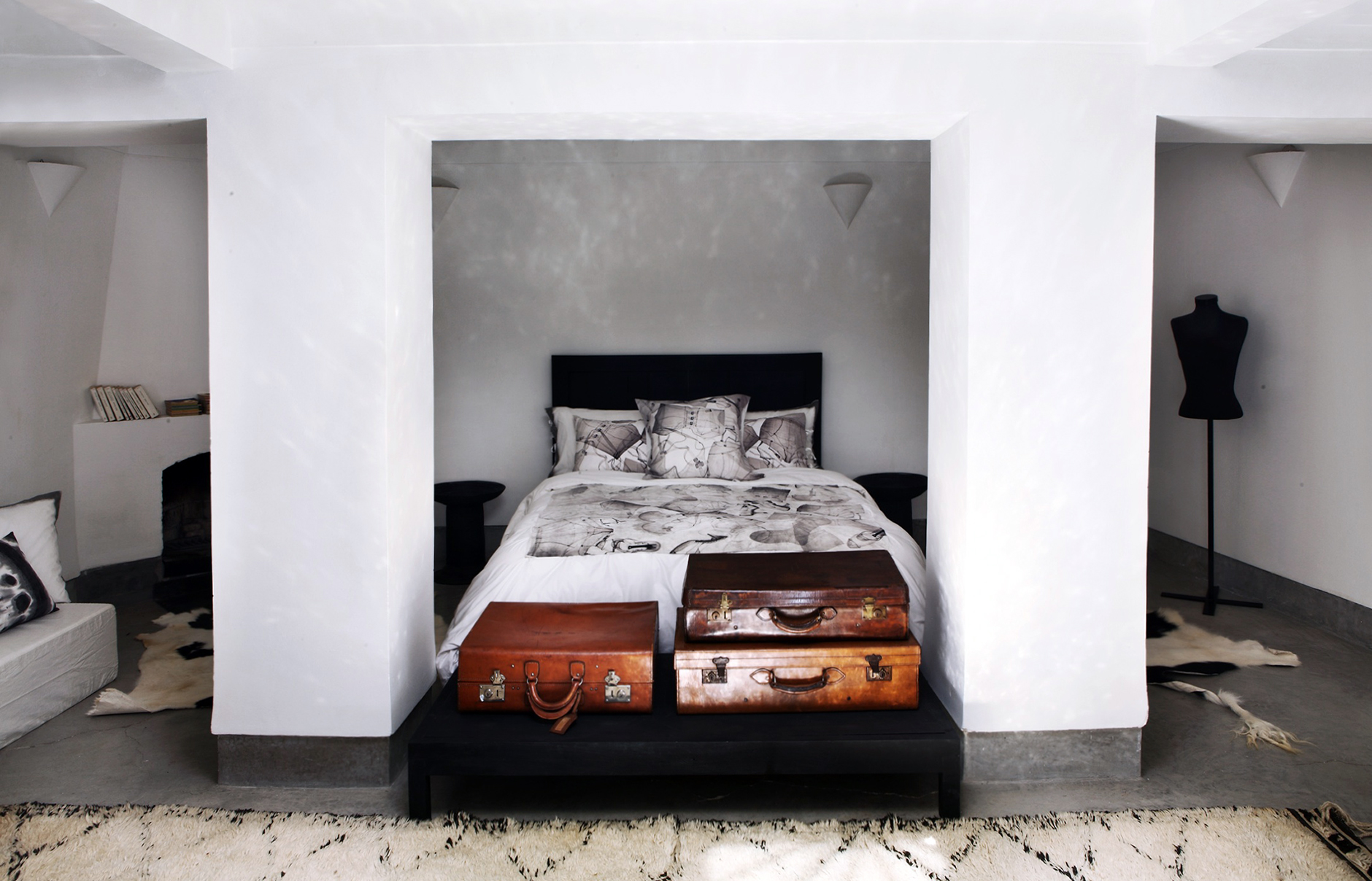 Marrakesh Bedroom Furniture Tranquil By Design Dar Kawa Marrakech A Luxury Hotels Travelplusstyle
