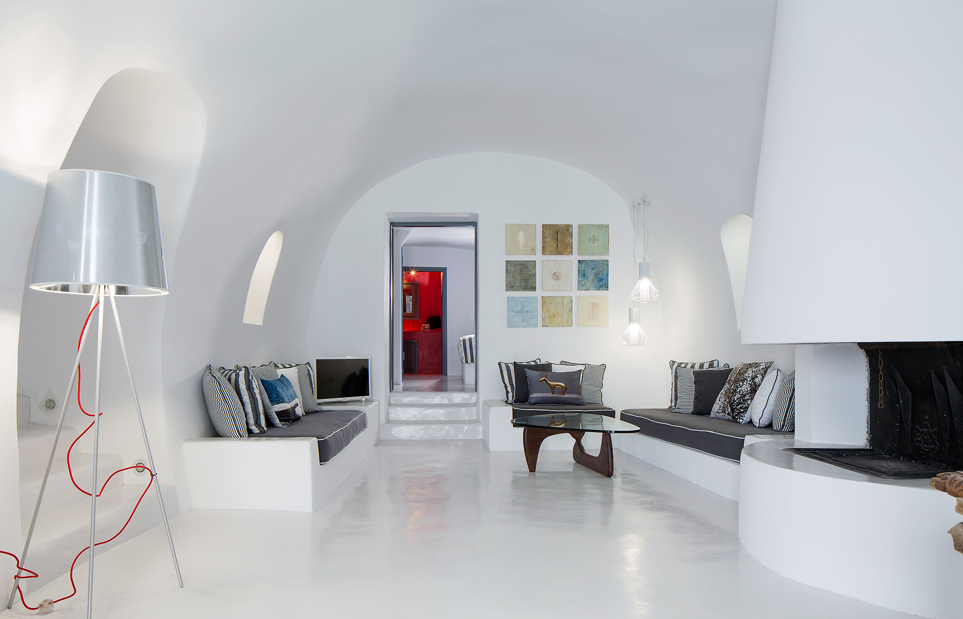 Honeymoon At Alta Vista Suites Santorini 171 Luxury Hotels Travelplusstyle
