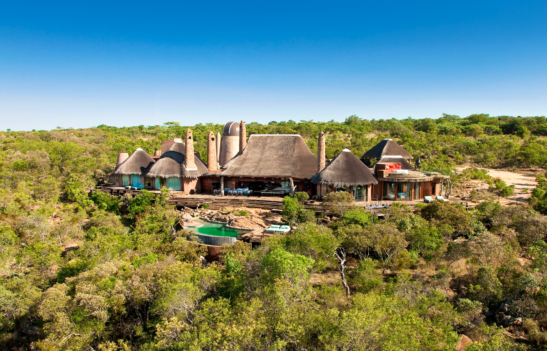 The African Playground At Observatory Leobo Private