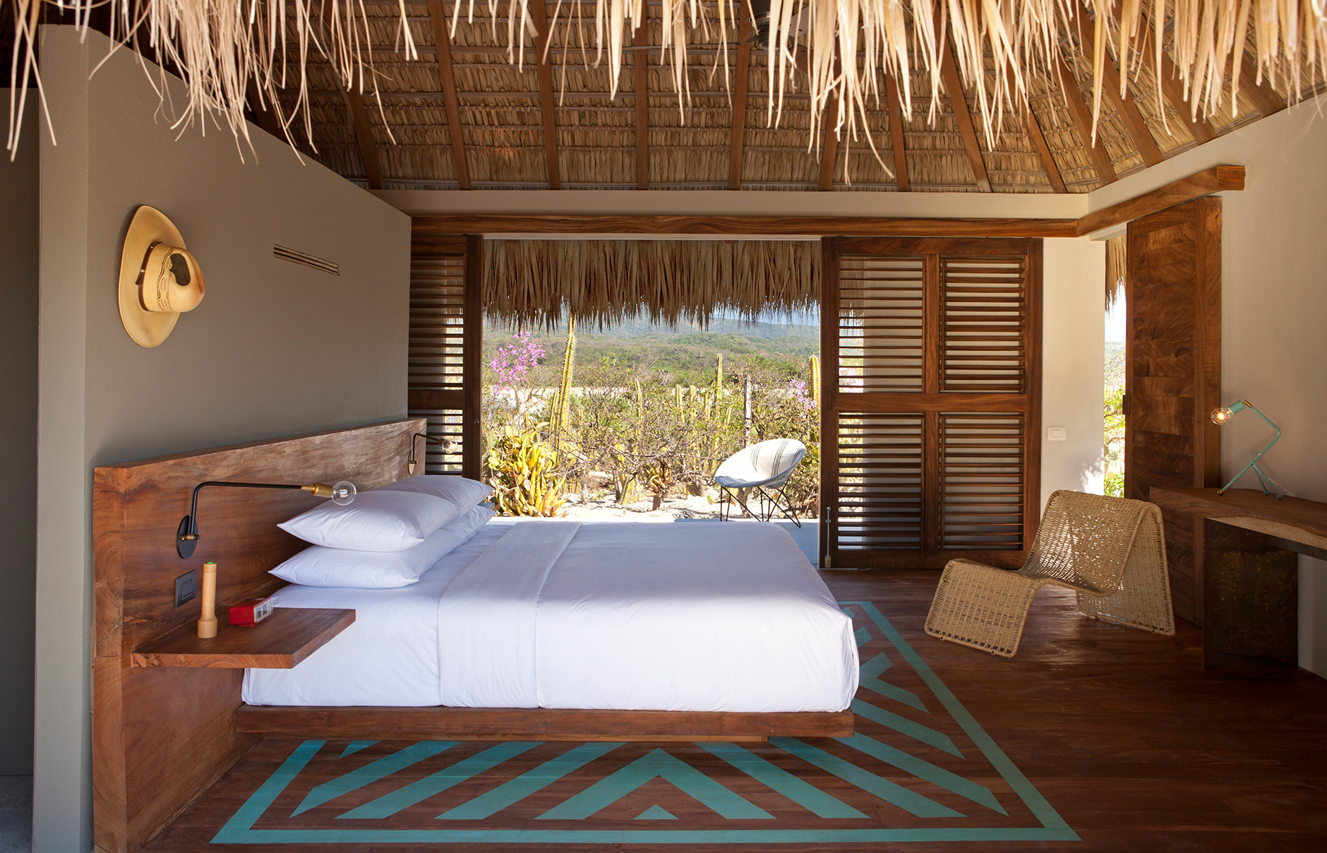 Get surfing with grupo habita s escondido hotel in mexico for Boutique hotel oaxaca