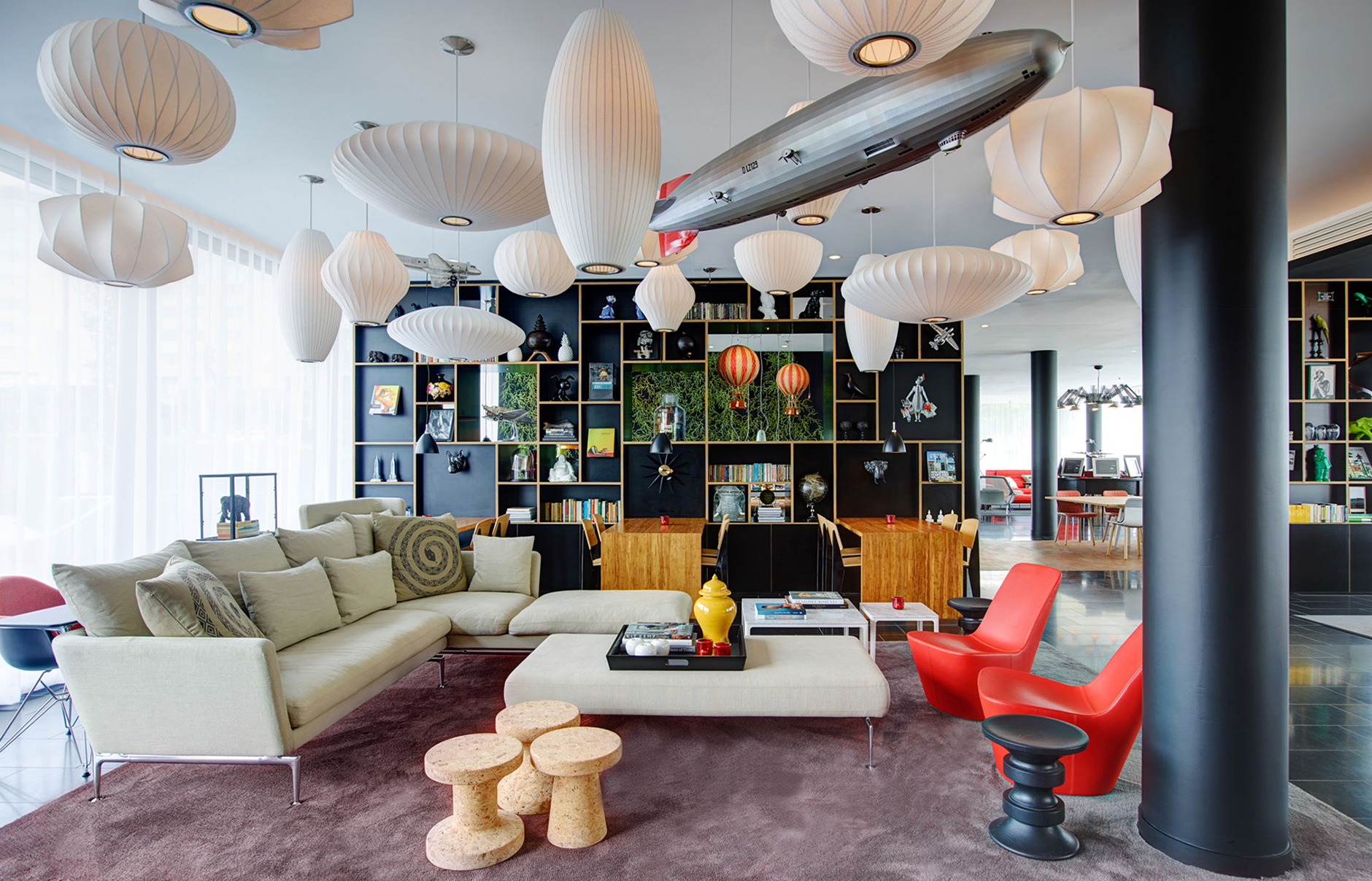 Following Our Review Of CitizenM London, In Which We Were Very Much Keen On  The U201cidea Of A Low Cost Lodging Thatu0027s Fit For Human Habitationu201d, We  Welcome The ...