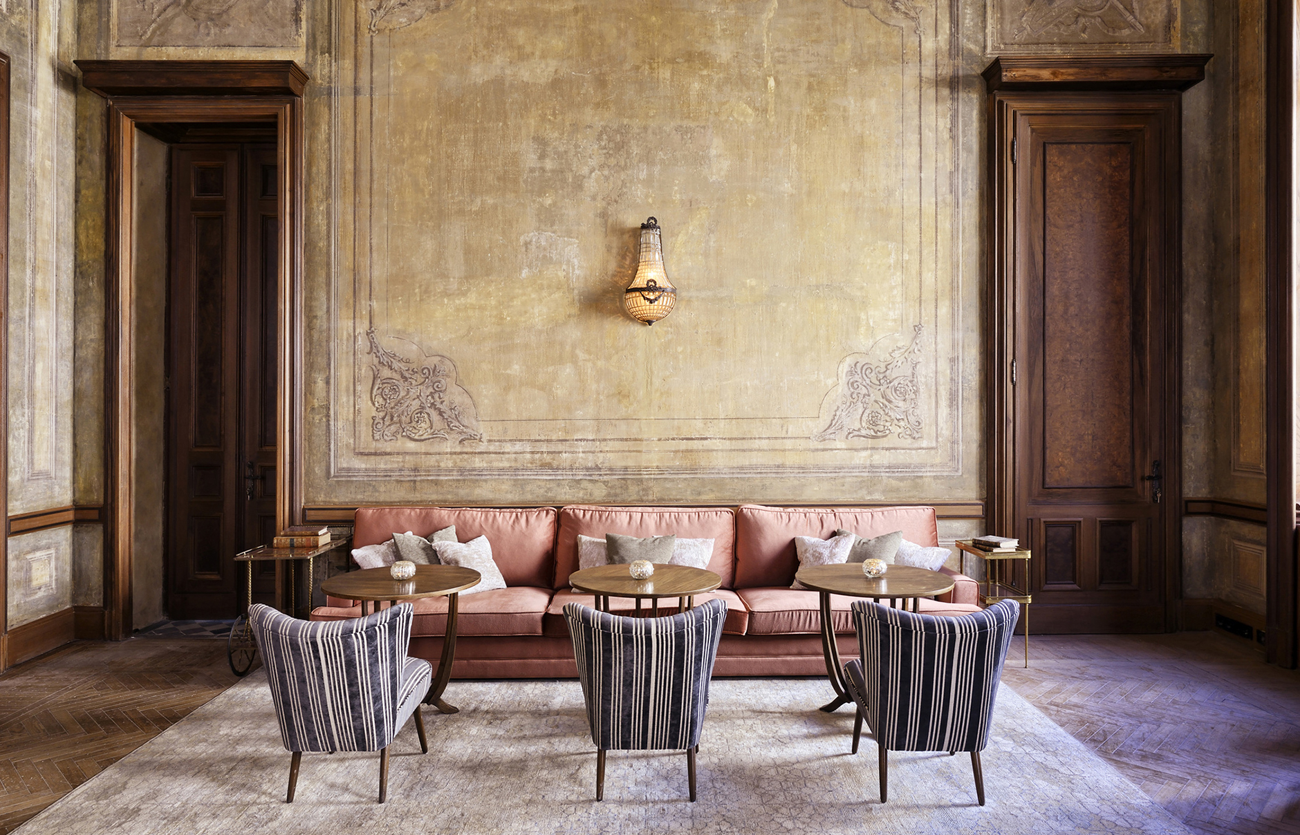 A Look Inside The Soho House Istanbul