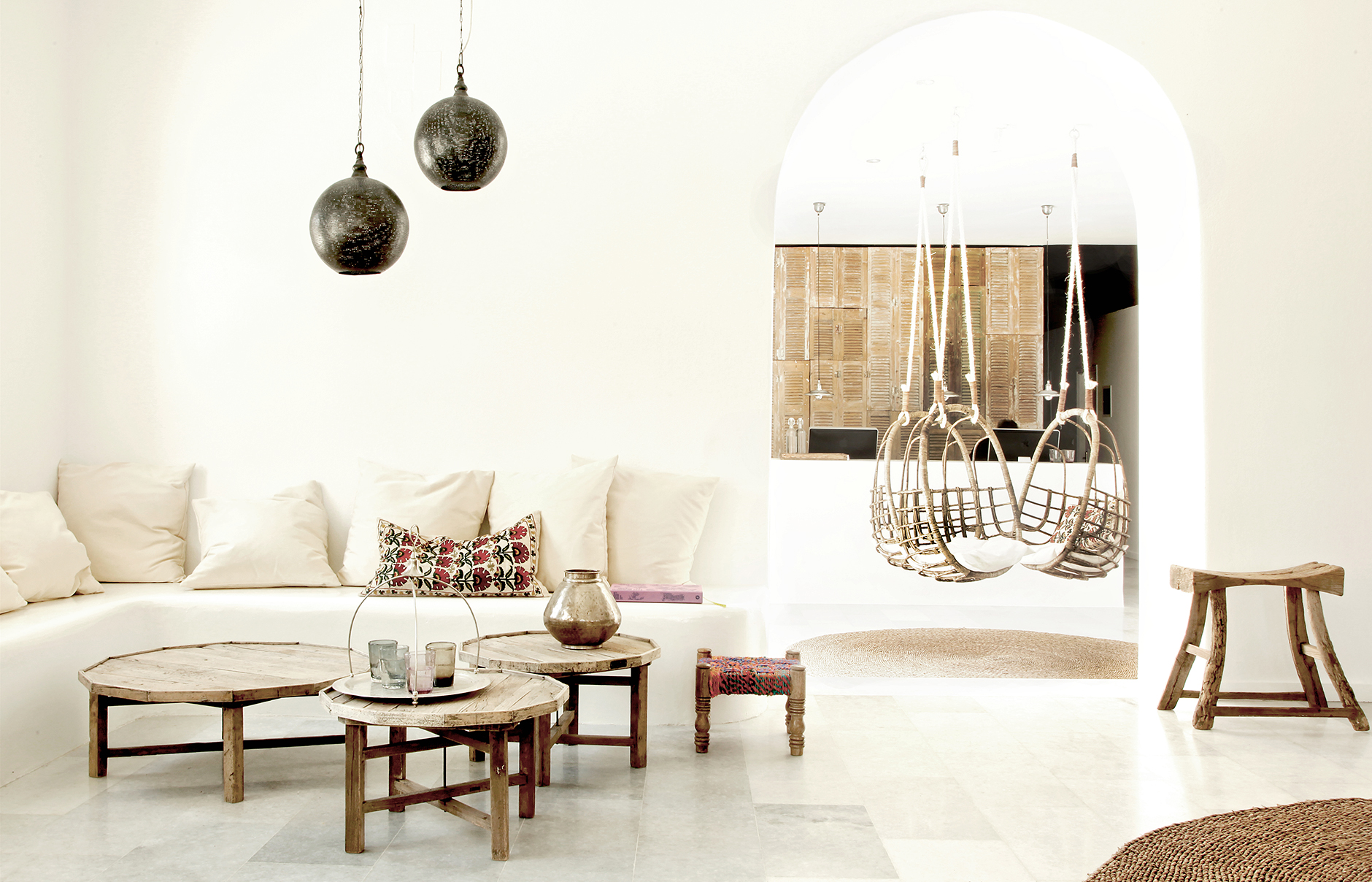The top 15 chic luxury hotels in mykonos luxury hotels for Top design hotels mykonos