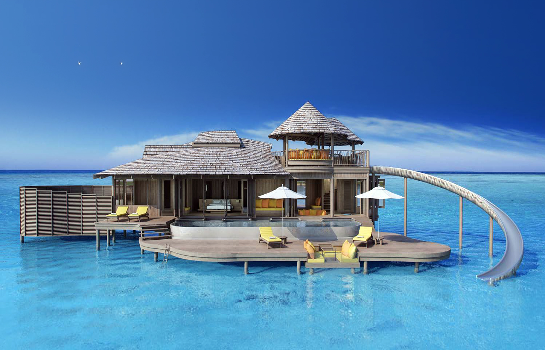 The top 60 luxury hotel openings of 2016 luxury hotels for Small luxury beach hotels