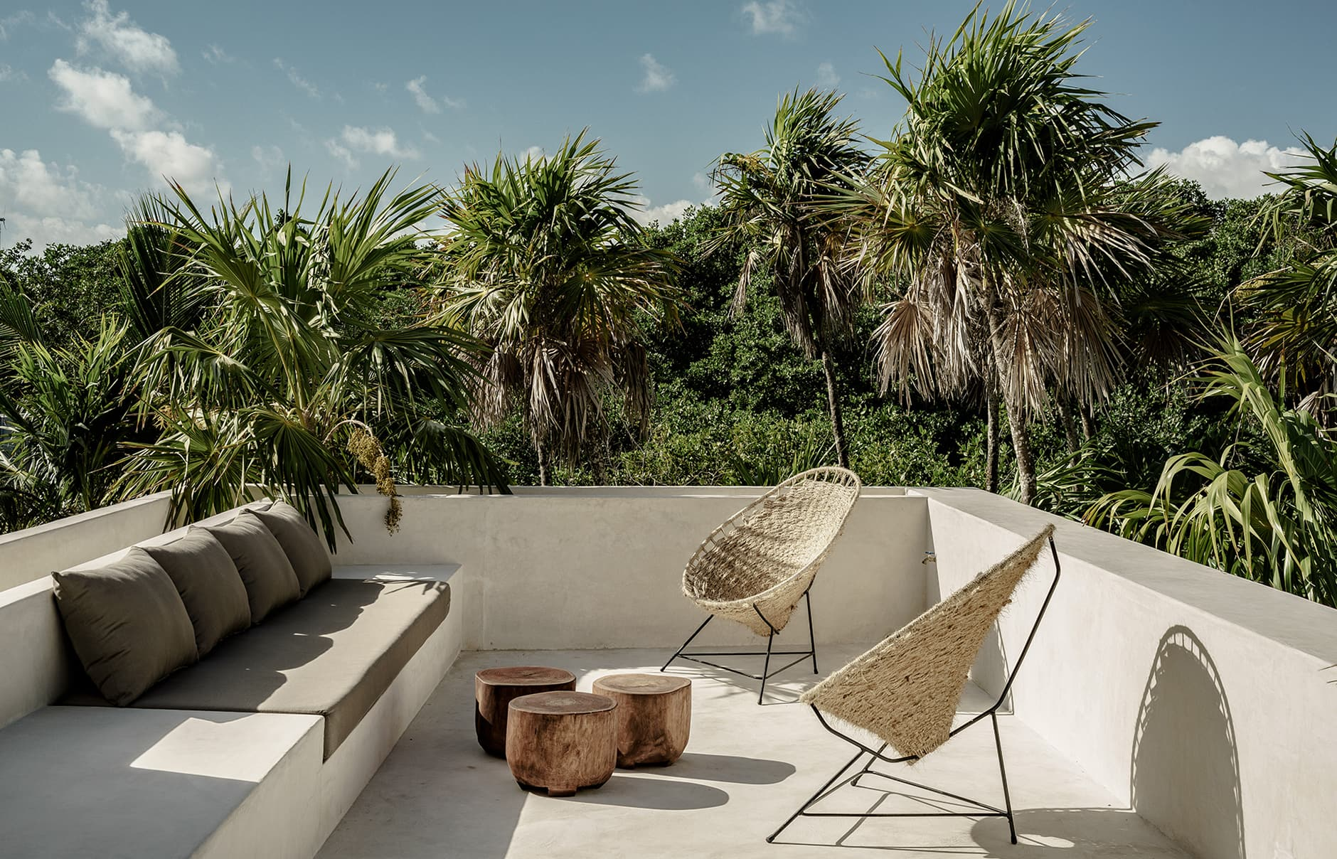 Be A Jungle Nomad At The Tulum Treehouse Luxury Hotels Travelplusstyle